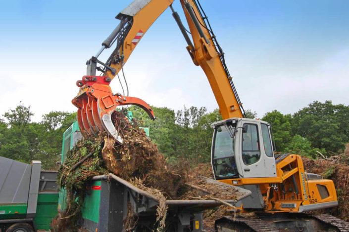 roderechen clearing rake
