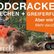 woodcracker g roderechen clearing rake